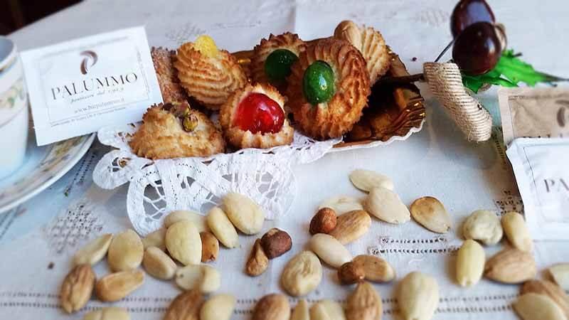 Dessert di Mandorle mignon