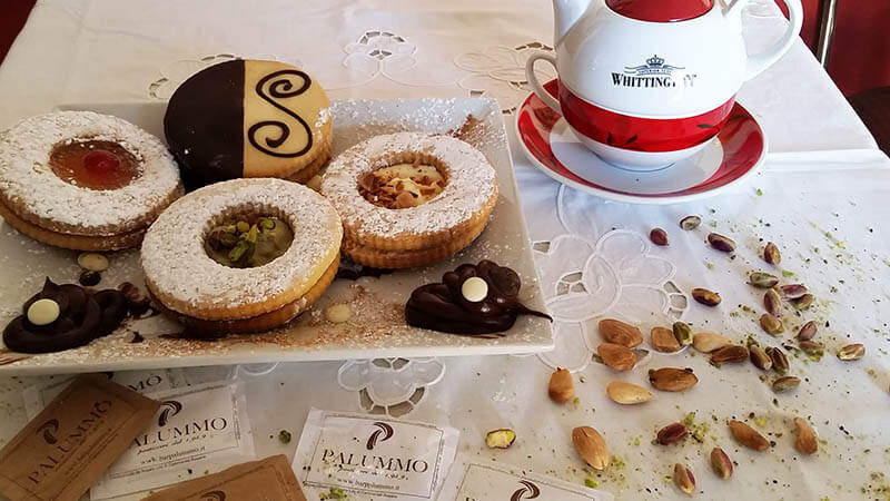 Biscotti da tè Grandi