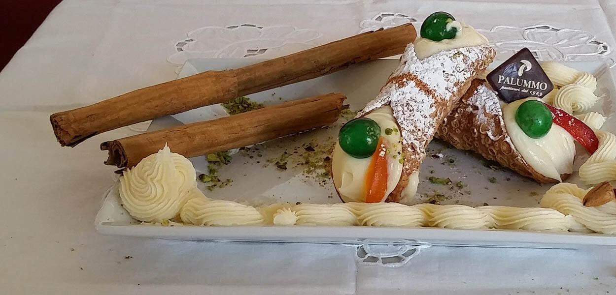 CAnnoli siciliani crema