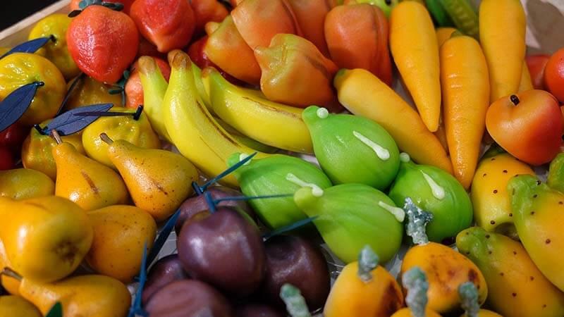 Vendita online frutta martorana pasticceria palummo for Frutta online