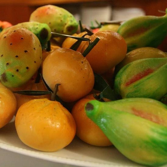 Vendita online frutta martorana siciliana for Frutta online